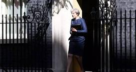 当世界都在震惊英国将提前大选 却没有发现…